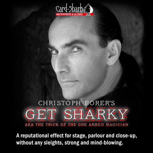 Get Sharky by Christoph Borer
