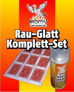 Phoenix Rau-Glatt Spray mit Sprühgitter