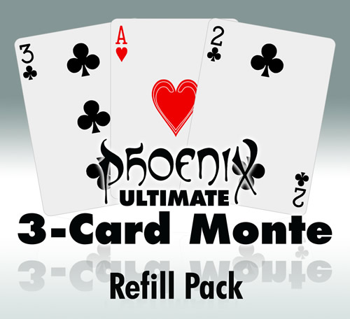 ultimate 3 card monte revealed